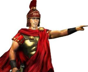 lessons on faith centurion