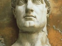 Constantine the great trinity formulation
