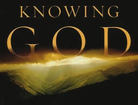 truth about god knowing god knowledge of God