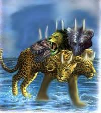 leopard like beast