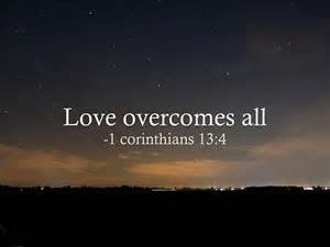 love overcomes mark of the beast