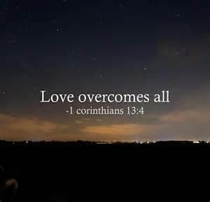 love overcomes mark of the beast