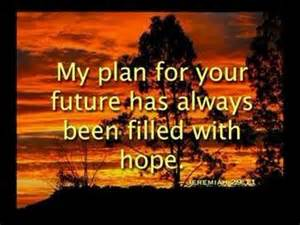 my plan for you