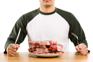 Meat eating bible