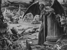 thousand years satan
