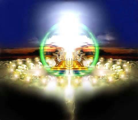 throne of god seven spirits