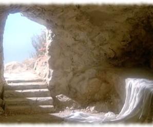 the grave of jesus
