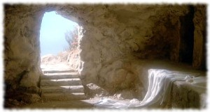 the grave of jesus