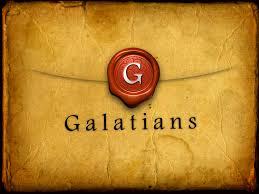 Galatians 1:3-5