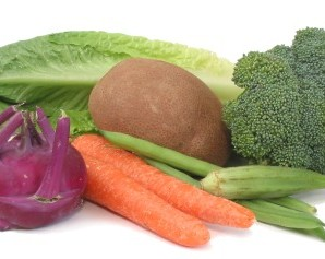 original diet vegetables of fruit
