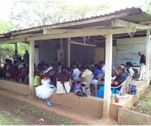 Nicaragua Meeting