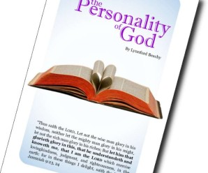 Personality_of_God_Cover