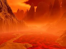the lake of fire