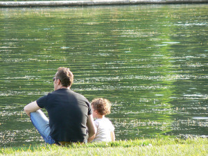 A fathers influence